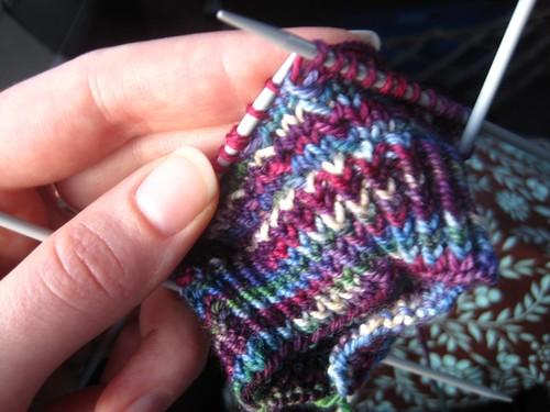 Transit Knitting FTW