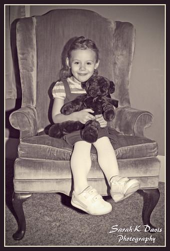Madison's Preschool Portraits