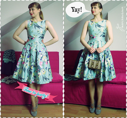 ♥ Mint dress