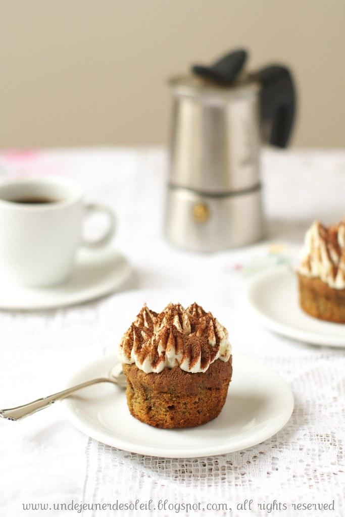 Cupcake tiramisù