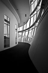 Sage. (Ian McWilliams.) Tags: windows glass lines structure sage gateshead swirl curve shape newcastleupontyne thesage sagegateshead