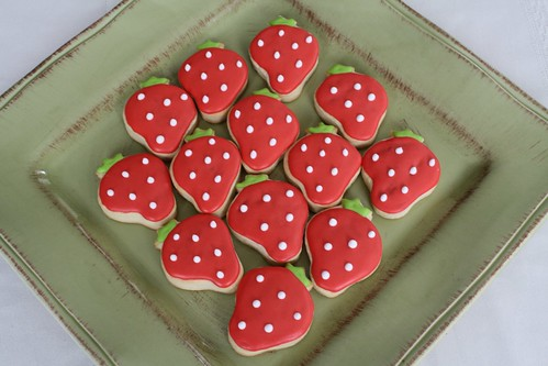 mmm...strawberries
