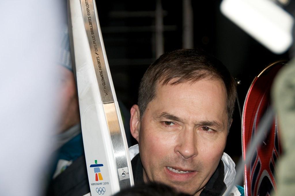 Steve Podborski