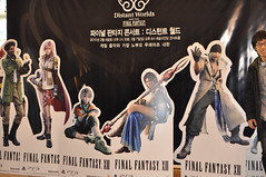 Final Fantasy XIII posters