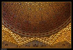Cpula dorada (Javier Martinez de la Ossa) Tags: espaa sevilla spain seville mudejar cpula siviglia alcazardesevilla salondeembajadores javiermartinezdelaossa