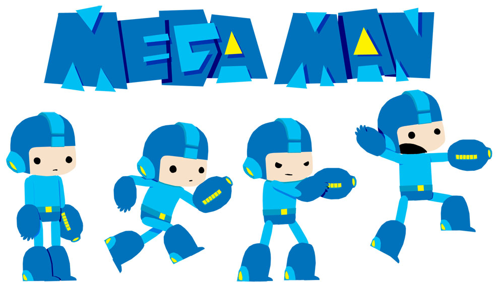 mega man 001