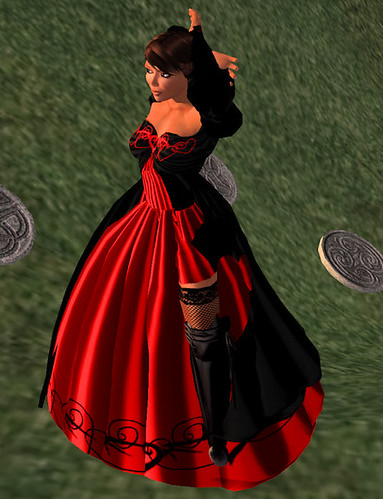 25L Tuesday February 9 2010 Inara's Fantasy Couture gown
