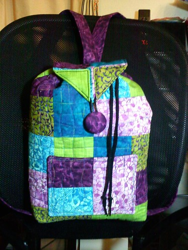 Finished Backpack