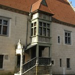 Bardejov: Detail of the Town hall