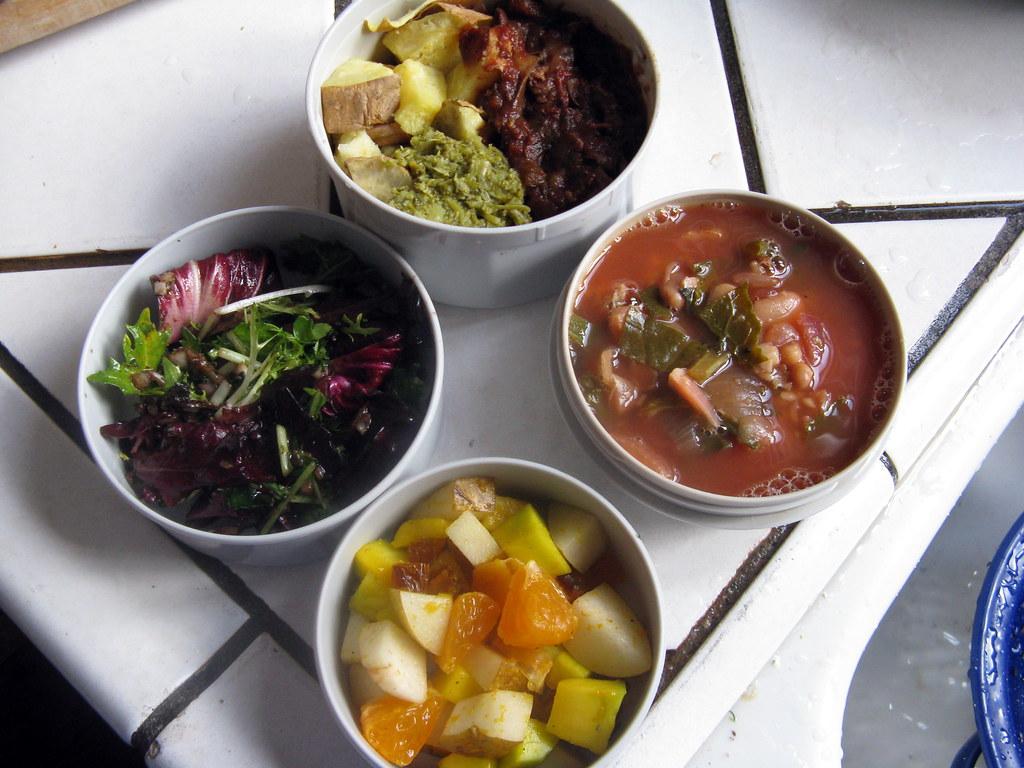 Brad's Lunch, Thursday, February 11, 2010