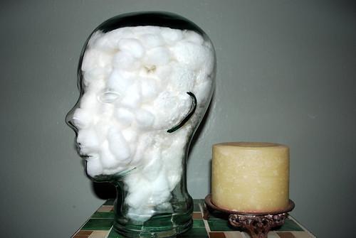 cotton head