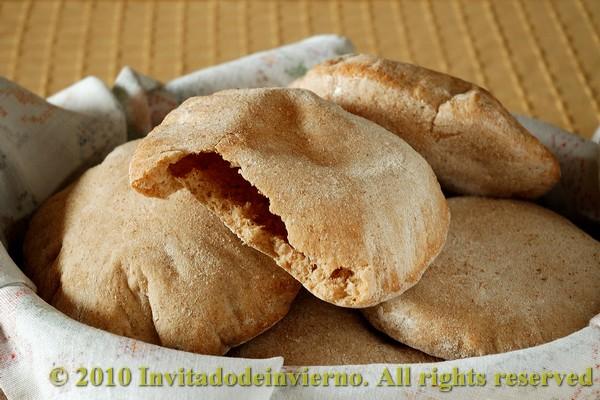 Pita bread 3