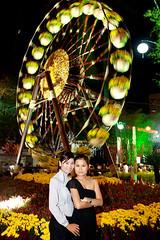 Kat-n-Thuong-at-Ng-Hue14 (Hai Bui) Tags: lighting flower cityscape tiger vietnam saigon hcmc 2010 canon500d nguyenhuestreet