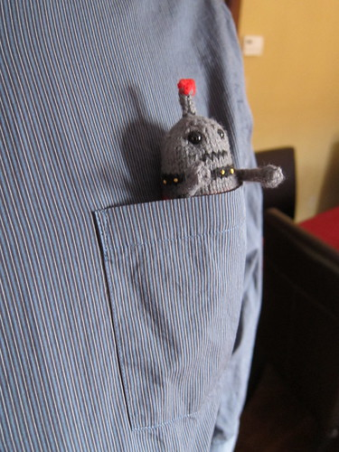 Pocket Robot