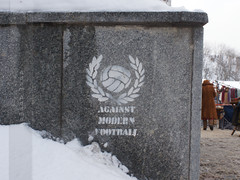 Agaist modern football (aadamus) Tags: football ukraine kiev kijw aadamus adamadamus