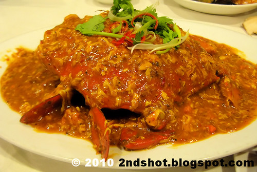 Chilli Crab from Roland Restaurant