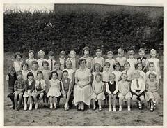 Student teacher, 1958 (wonky knee) Tags: teacher 1956 studentteacher croydon infantsschool newaddington schoolpractice