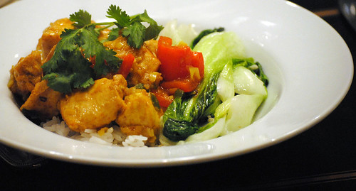 ... and easy Vietnamese: Chicken Stir-fried with Lemongrass and Chile