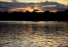 Tortuguero Sunset ... TGIF !!! (AnyMotion) Tags: travel sunset reflection water reisen costarica wasser sonnenuntergang spiegelung 2009 tortuguero centralamerica anymotion landschaftsaufnahmen canoneos5dmarkii sirhenryandco 5d2 redmatrix republicofcostarica