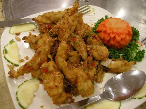 LC's Salt & Pepper Squid