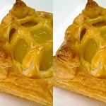 まるごとりんごパイ apple pie (parallel 3D) thumbnail