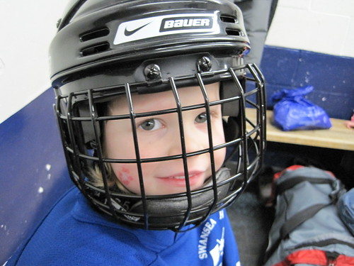 SHA Learn to Play Hockey