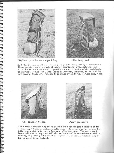 Backpacking by R.C. Rethmel - Backpacks