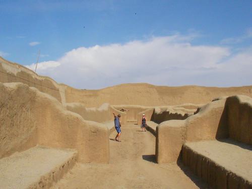 Ruins Steven & Darusha
