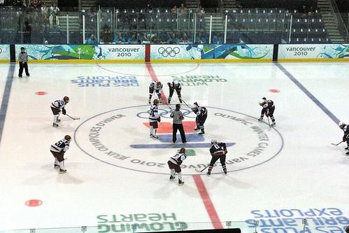 Women's Slovakia vs. Russia game