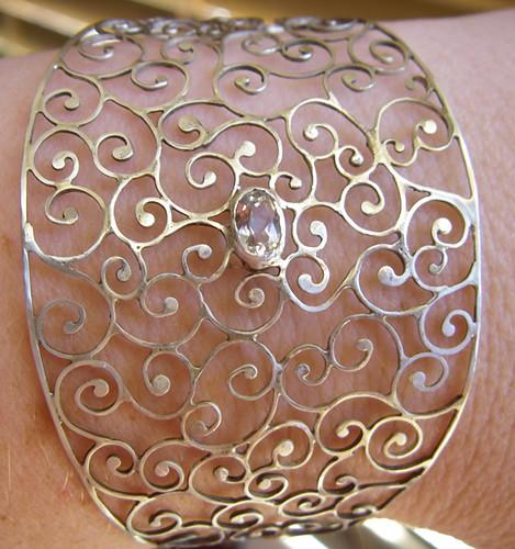 Filigree bracelet 1