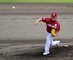 DSC_5615 (dragonsfanatic) Tags: camp training geotagged spring baseball dragons chunichi okinawa  eagles goldeneagles ballpark chatan 2010  rakuten        geo:lat=26311680 geo:lon=127758360