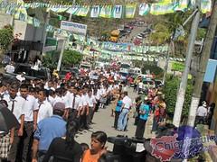 Desfile inaugural Feria de Concepción Las Minas