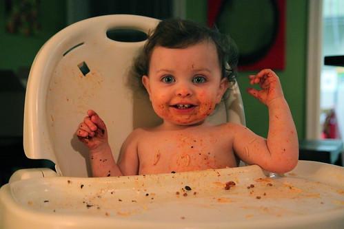 spaghetti baby 12