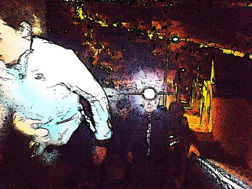 Mille in Mars 2010 comic (1)