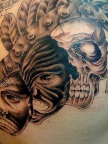 aztec tattoo designs. Aztec Tattoo Designs – Perfect