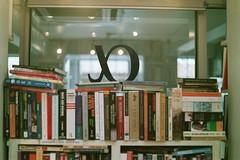 Alpha Books2 (Doesn't do autofocus) Tags: colour slr london olympus om10 135 iso1600 chemical