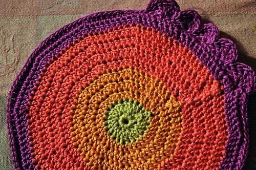 Potholder #1 B side