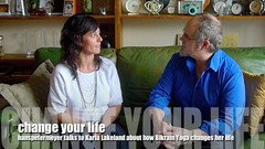 changeyourlife: Karla Lakeland talks to hanspe...