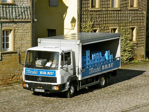 Beer Truck