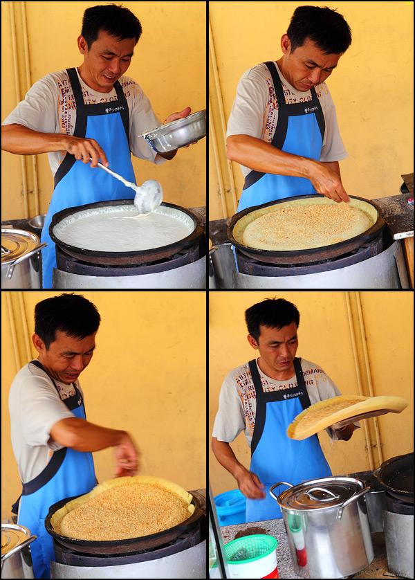 pancake-cooking