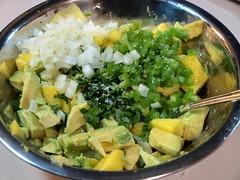 Honey Lime Grilled Chicken Salad