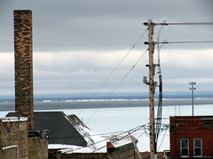 February 09, 2010 (dailyduluth) Tags: ice duluth lakesuperior frozenlake
