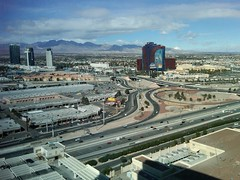 View from the Vdara