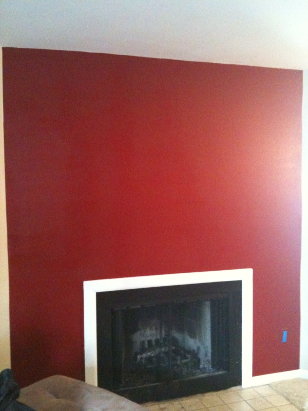 Red Accent Wall Awesome Of bryn alexandra: Never Say Never  The Red Accent Wall Picture