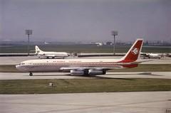 Air Algérie, Boeing 707-329, c/n 78, OO-SJA, ORY/LPFO, 04/1974 (AlainDurand) Tags: france aviation boeing airports 707 airlines airliners airtransport boeing707 jetliners ory airalgérie worldairlines parisorly lfpo northafricanairlines boeing707329 707329