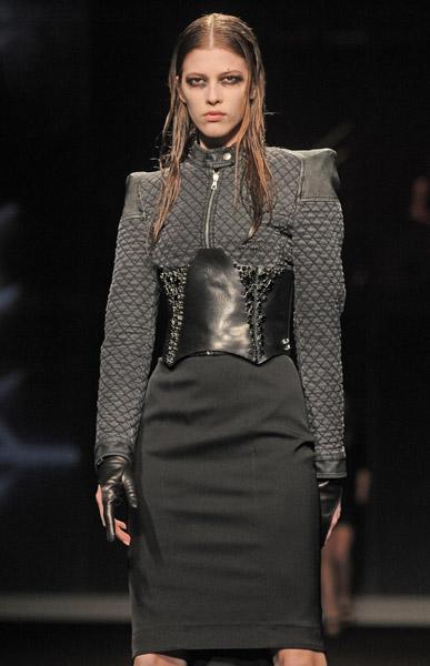 Frankie Morello: Milan Fashion Week Womenswear A/W 2010