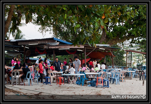 Teluk Kumbar Good Friend Seafood @ Penang-2