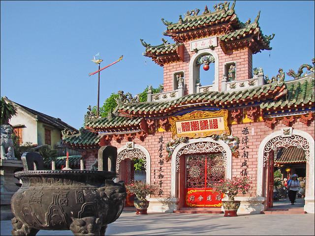 Hoi Quan Phuc Kien (Hoi An)