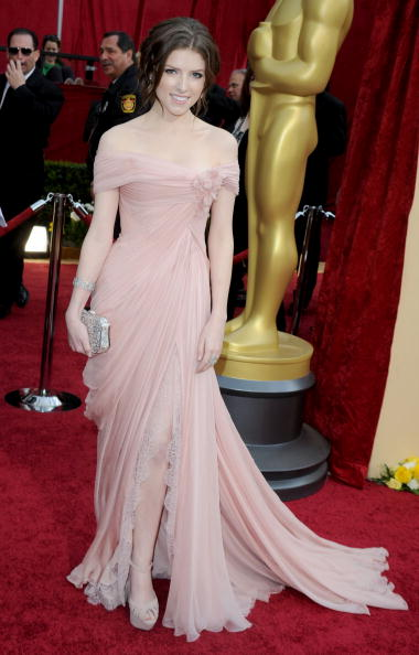 Oscar Academy Awards Anna Kendrick dress