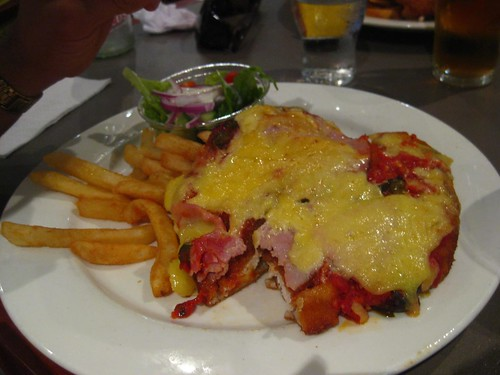 Dinner @ Toronto Worker's Club